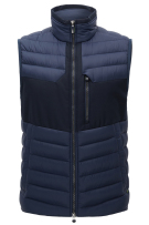 Hugo Boss Big & Tall bodywarmer navy