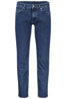 Hugo Boss Delaware jeans 5-p Blauw Normale fit