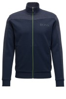 Hugo Boss herenvest navy Bkaz big & tall