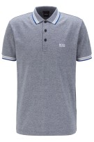Hugo Boss poloshirts Big & Tall navy