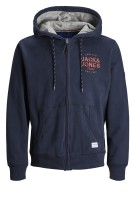 Jack & Jones donkerblauw Plus Size