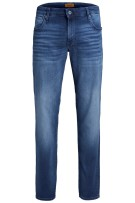 Jack & Jones Plus Size jeans blauw skinny fit