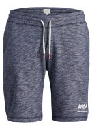 Jack & Jones Plus Size sweatshorts navy melange