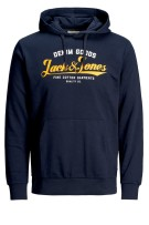 Jack & Jones sweater navy Plus Size