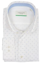 Jackett & Sons Overhemd Wit Print Slim fit