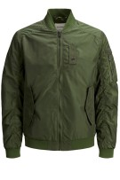 Jas Jack & Jones Plus Size groen