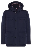 Jas Tommy Hilfiger Big & Tall navy