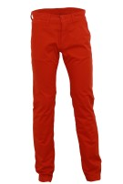 Mac Chili Broek Normale Fit Flat Front