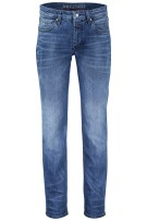 Mac jeans 5-pocket Arne Pipe blauw