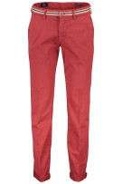 Mason's slim fit chino katoen stretch rood