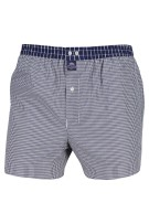 Mc Alson Boxershort Donkerblauw Geruit Normale fit