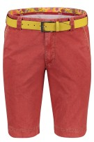 Meyer B-Palma shorts Rood Effen Normale fit