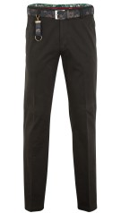 Meyer broek New York groen Superstretch
