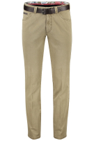 Meyer katoenen pantalon 5-pocket camel