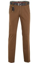 Meyer pantalon New York camel superstretch