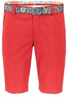 Meyer PLAMA Short Rood Effen Normale fit