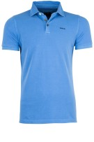 New Zealand Grantham polo blauw