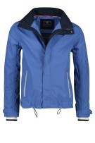 New Zealand Jas Blauw Effen Normale fit