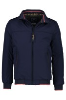 New Zealand Jas Donkerblauw Effen Normale fit