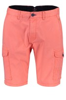 New Zealand Mission Bay cargoshort  neon roze