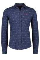 New Zealand shirt varens print navy