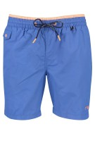 New Zealand Zwemshort Blauw Effen Normale fit