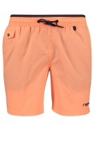 New Zealand Zwemshort Oranje Effen Normale fit