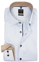 Olymp business shirt lichtblauw modern fit