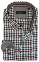 Overhemd Casa Moda geruit button down