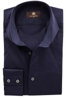 Overhemd Circle of Gentlemen Agostino navy