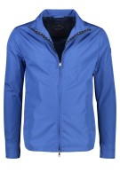 Paul & Shark jack kort model blauw deelbare rits