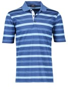Paul & Shark polo blauw gestreept