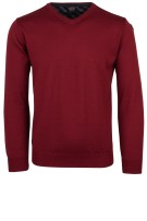Paul & Shark pullover bordeaux wol