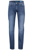 Pierre Cardin jeans blauw stretch 5-pocket