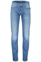 Pierre Cardin jeans Futureflex 5-pocket blauw