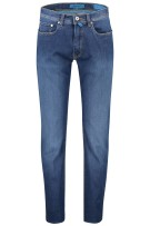 Pierre Cardin jeans Tapered 5-p Blauw Normale fit