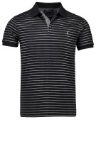 Polo Ralph Lauren Polo Shirt Zwart Gestreept Slim fit