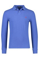 Polo Ralph Lauren Trui Blauw Effen Slim fit