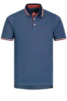 Poloshirt Jack & Jones nachtblauw Plus Size