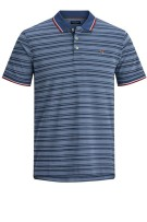 Poloshirt Jack & Jones Plus Size donkerblauw