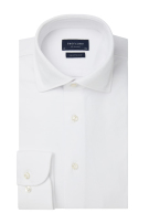 Profuomo The Knitted Shirt wit