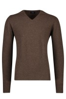 Pullover bruin heren William Lockie