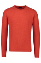 Pullover William Lockie rood wol
