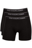Ralph Lauren Boxer Brief zwart 3-pack