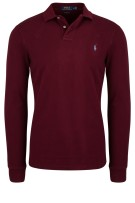 Ralph Lauren polo bordeaux custom slim fit