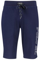 Ralph Lauren pyjamabroek kort sweatstof navy