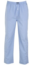 Ralph Lauren pyjamabroek Light Blue Gingham