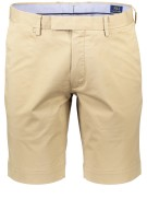 Ralph Lauren shorts katoen stretch beige