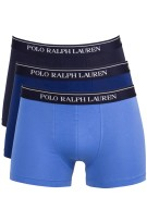 Ralph Lauren trunks 3-pack blue denim tones