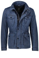 Reset herenjas Gibson blauw coated
